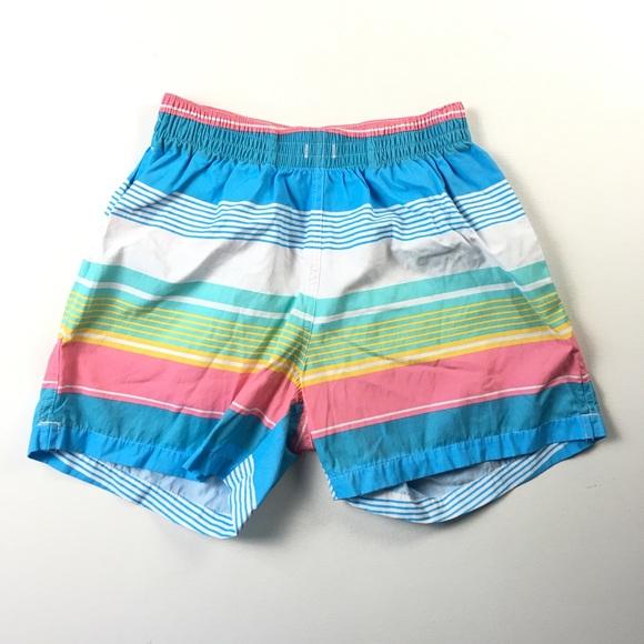 ecb3a9893029f chubbies Other - Chubbies Medium Swim Shorts Mens Mesh Lined Stripe